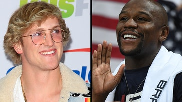 logan paul floyd mayweather