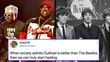 outkast vs the beatles debate