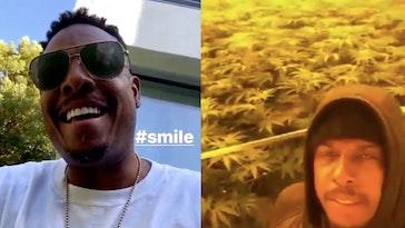 paul pierce weed, paul pierce grow house, paul pierce marijuana