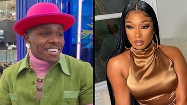 Megan Thee Stallion Calls Out DaBaby, megan thee stallion dababy