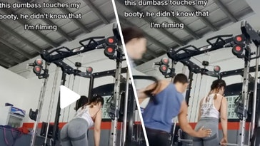 Woman Finally Catches Gym Instructor Groping Her—And Gets Him Fired
