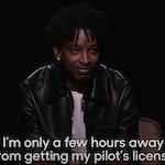 21 savage pilot