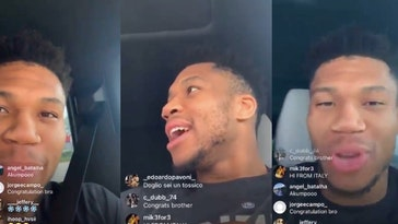 Giannis Antetokounmpo chick-fil-a, giannis chick fil a