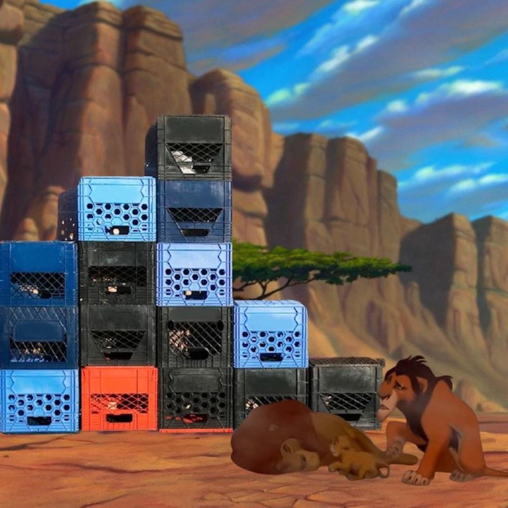 milk crate challenge meme