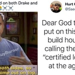 drake certified lover boy tweets