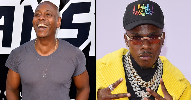 dave chappelle dababy, dave chappelle new special