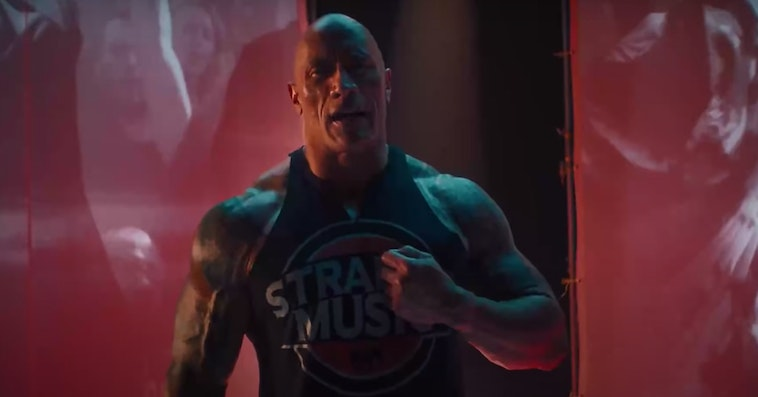 the rock rapping
